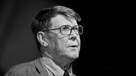 Alan Bennett in the London Review of Books - Cover
