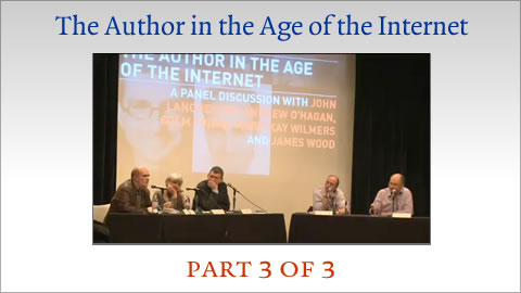 The Author in the Age of the Internet