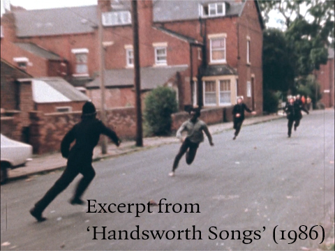 Clip from Handsworth Songs