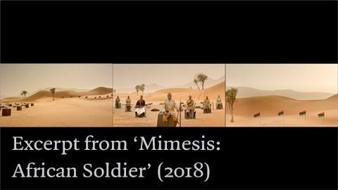 Clip from Mimesis