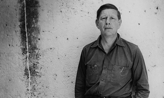 Seamus Perry and Mark Ford discuss Auden