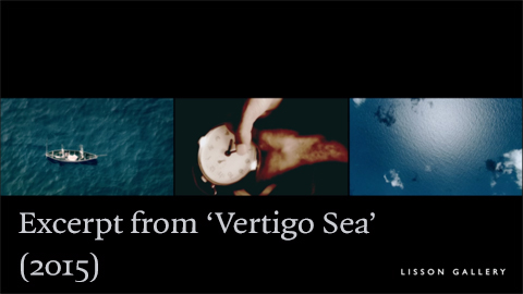 Clip from Vertigo Sea
