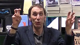 Will Self and Gregor Hens